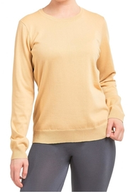 Olivia Pratt Crew Neck Sweater - Product Mini Image