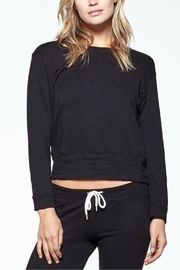 Monrow Crew Neck Sweatshirt - Product Mini Image