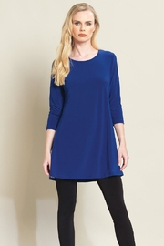 Clara Sunwoo Crew Neck Tunic - Product Mini Image