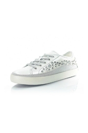 Crime London Leather Laced Sneaker - Product Mini Image