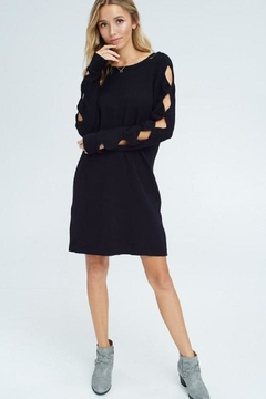 Paper Moon Cris Sweater Dress - Product List Image