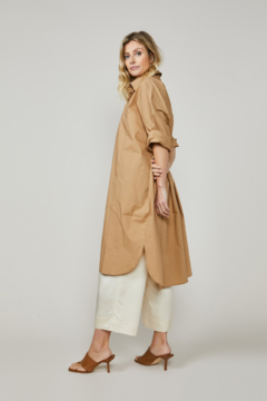 Summum Crisp Poplin Shirt Dress - Product List Image