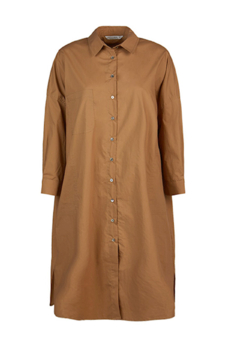 Summum Crisp Poplin Shirt Dress - Alternate List Image
