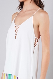 Do & Be Criss-Cross Cami Top - Side cropped
