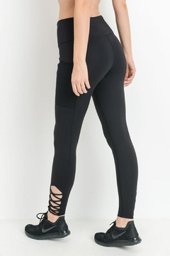 Shoptiques Product: Criss Cross Legging