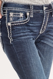 Miss Me Criss-Cross Midrise Bootcut - Other