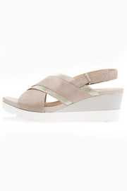 Geox Criss Cross Sandal - Front cropped