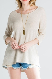 ee:some Crisscross Knit - Product Mini Image