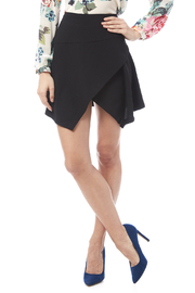 BB Dakota Crisscross Skirt - Product Mini Image
