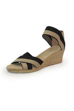 CHARLESTON Cannon Wedge Sandal - Alternate List Image