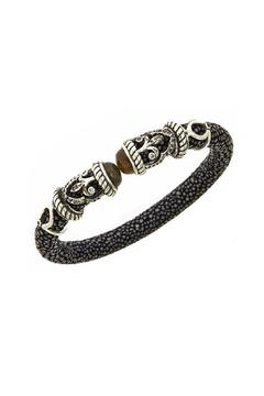 Cristina Sabatini Rope Scroll Bangle - Alternate List Image