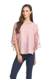 Papillon  Crochet Blouse - Product Mini Image