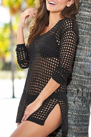 Adore Clothes & More Crochet Cover Up - Product Mini Image