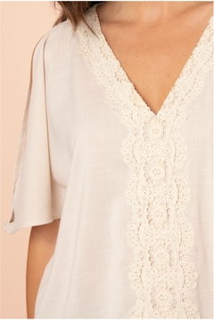Simply Noelle Crochet Day Top - Alternate List Image