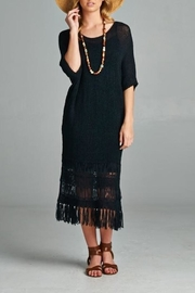 Velzera Crochet Dress - Product Mini Image