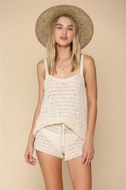 By Together  Crochet highwaisted shorts - Product Mini Image