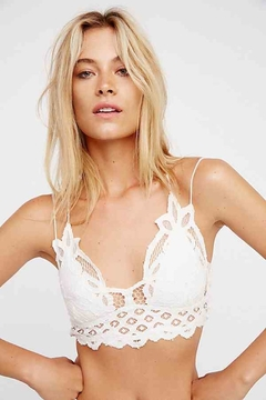 Shoptiques Product: Crochet Lace Bralette