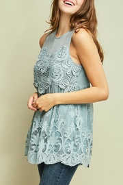 Entro Crochet Lace Top - Other