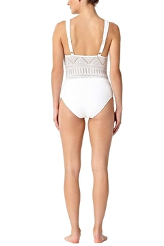Anne Cole Crochet One Piece - Alternate List Image