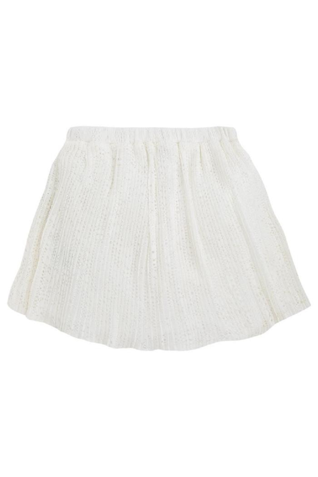 Mayoral Crochet Pleat Skirt - Main Image
