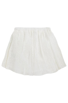 Shoptiques Product: Crochet Pleat Skirt