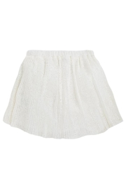 Mayoral Crochet Pleat Skirt - Front cropped