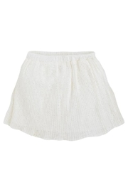 Mayoral Crochet Pleat Skirt - Front full body
