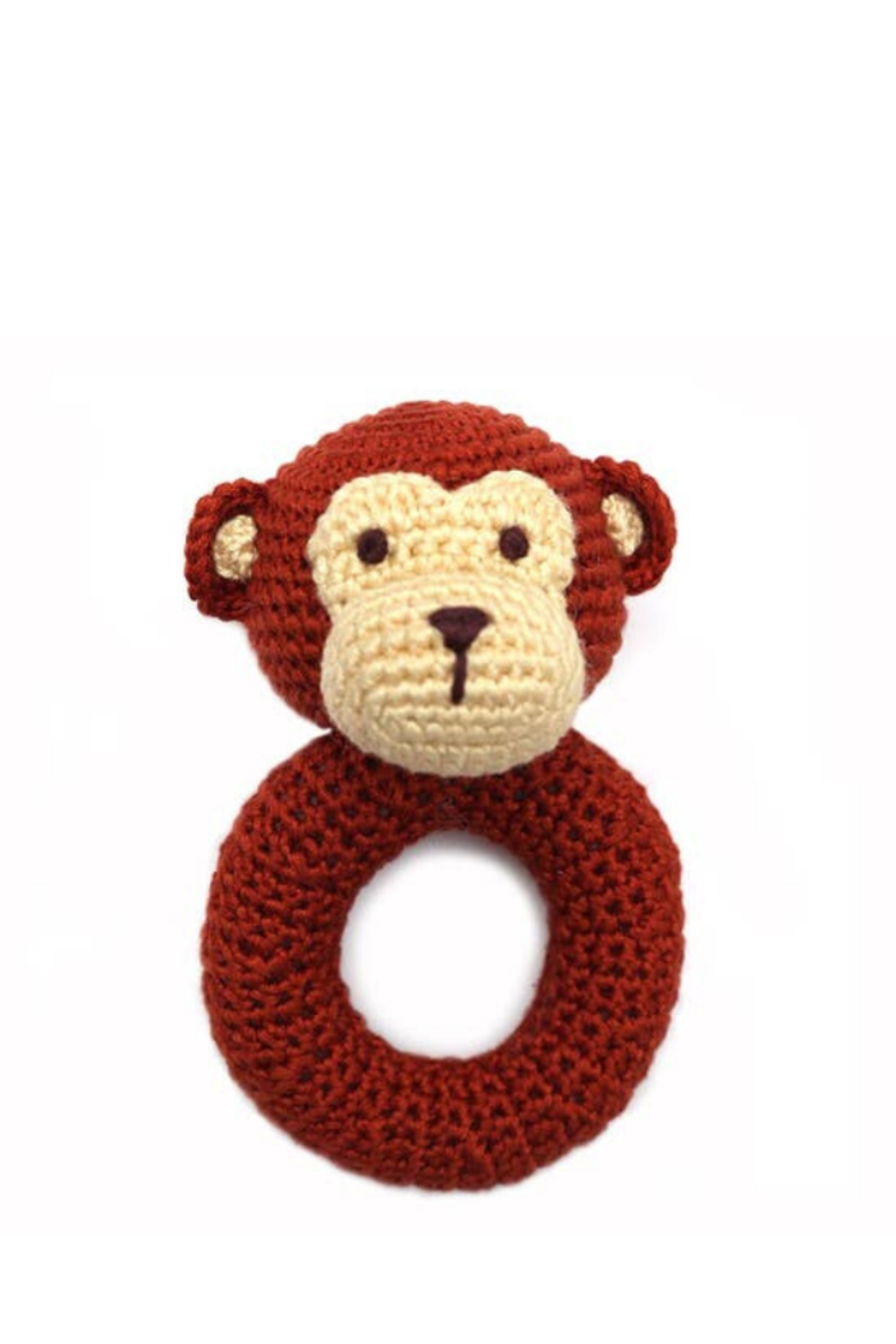 Cheengoo Crochet Rattles - Front Cropped Image