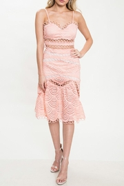 Latiste Crochet Skirt Set - Product Mini Image