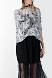 People Outfitter Crochet Summer Top - Product Mini Image