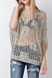 People Outfitter Crochet Top - Product Mini Image