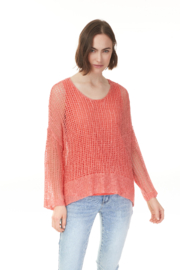 Charlie B Crochet Top - Product Mini Image