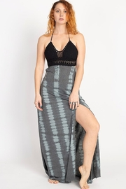 Lakhay's Collection Crochet top knit maxi dress - Product Mini Image