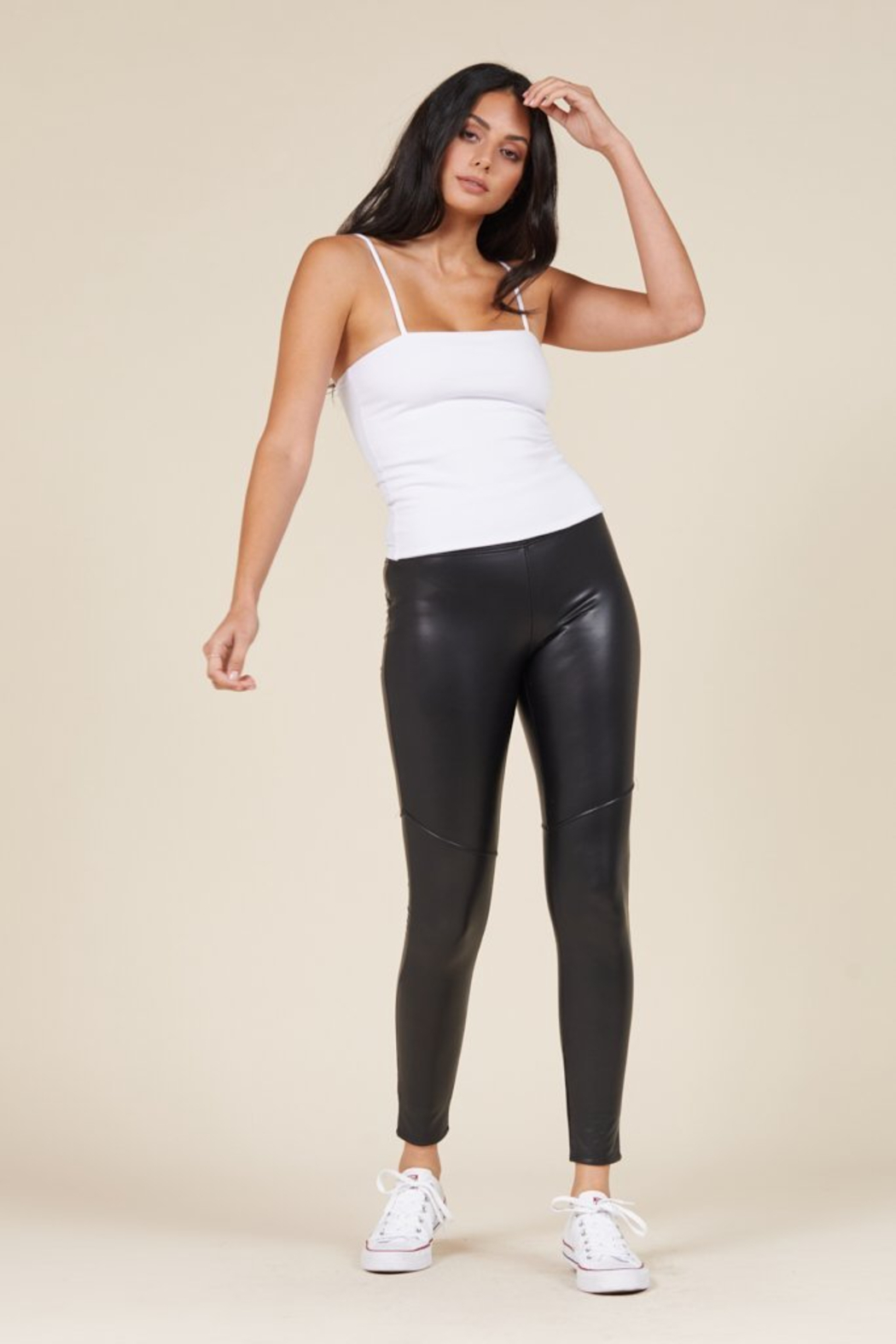 LA Made Croft Legging - Side Cropped Image