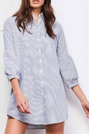 BB Dakota Croman Tunic Buttonup - Product Mini Image