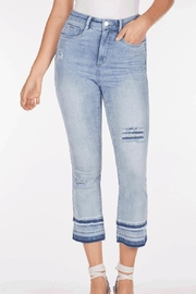 FDJ French Dressing Crop Distressed Jeans - Product Mini Image