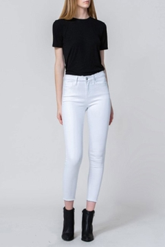 Vervet Crop Fray Skinny-Jean - Product List Image