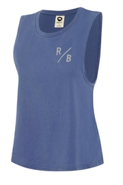 Running Bare Crop Hot Tank - Product Mini Image