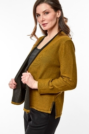 G9C United Knitwear Crop Open Cardigan - Product Mini Image
