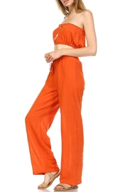 hers and mine Crop Pant Set - Side cropped
