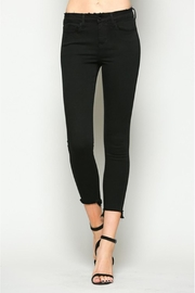 Vervet Crop Skinny Jeans - Product Mini Image