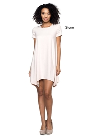 Capella Apparel Crop Sleeve Tunic - Product Mini Image