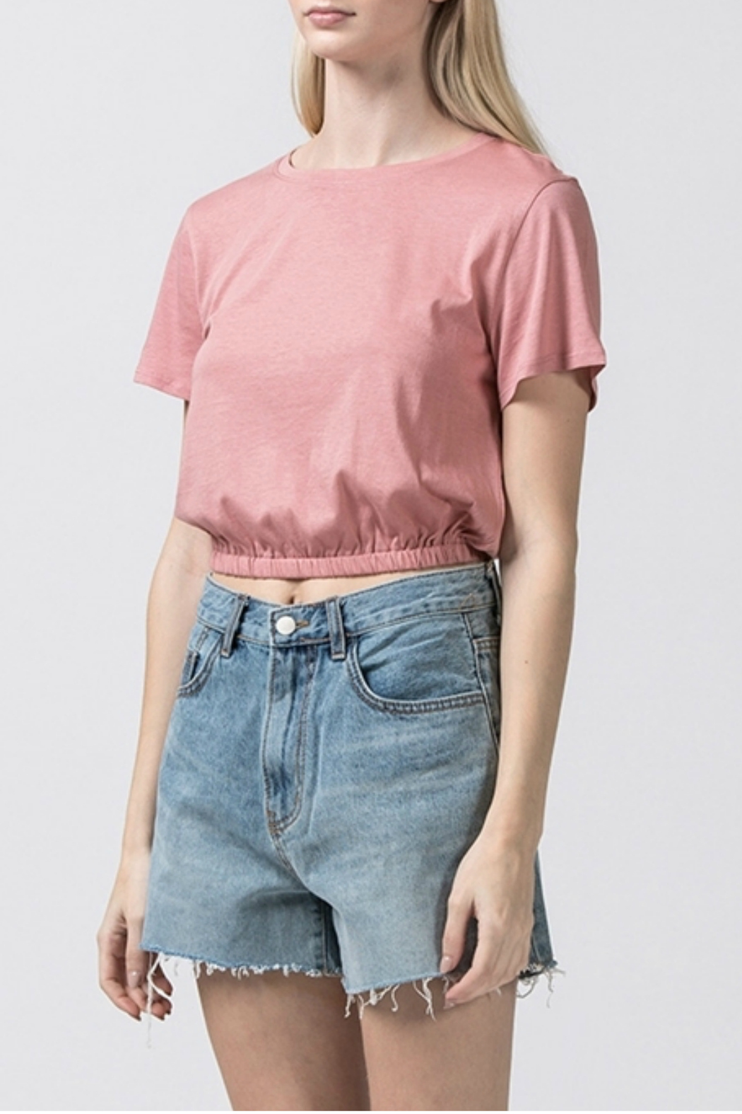 HYFVE Crop tee - Front Cropped Image
