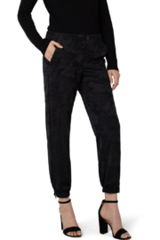 Liverpool  Crop Utility Pant - Front full body