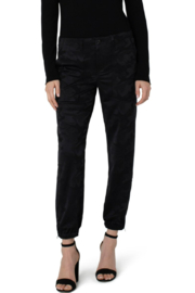 Liverpool  Crop Utility Pant - Front cropped