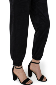 Liverpool  Crop Utility Pant - Back cropped