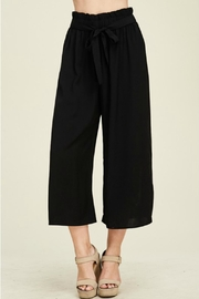 Staccato Croped Palazzo Pant - Product Mini Image