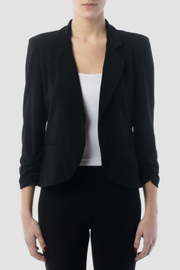 Joseph Ribkoff USA Inc. Cropped 3/4 Slv Blazer - Product Mini Image