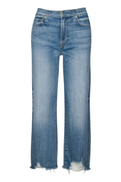 7 For all Mankind Cropped Alexa - Product List Image