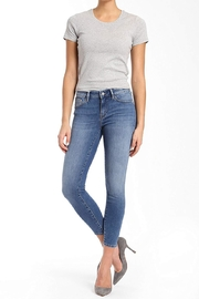 Mavi Jeans Cropped Ankle Skinny - Front cropped
